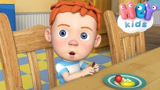 I Want Candy song for kids 🍬 Nursery rhymes collection by HeyKids