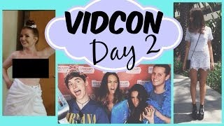 VIDCON DAY 2: Naked Dancing, Jessica's, & OOTD Thumbnail
