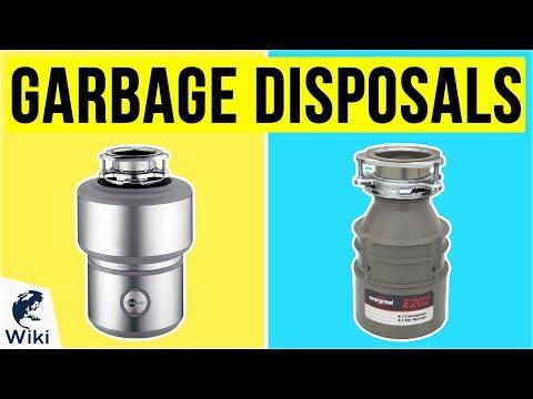 10 Best Garbage Disposals 2020
