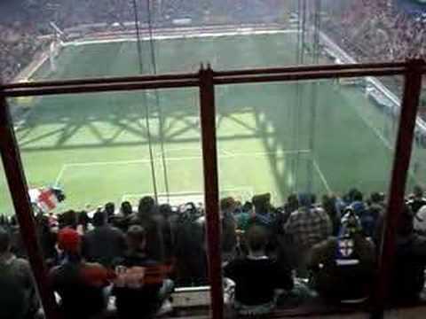Inter-Milan 2-1 - 11/03/2007