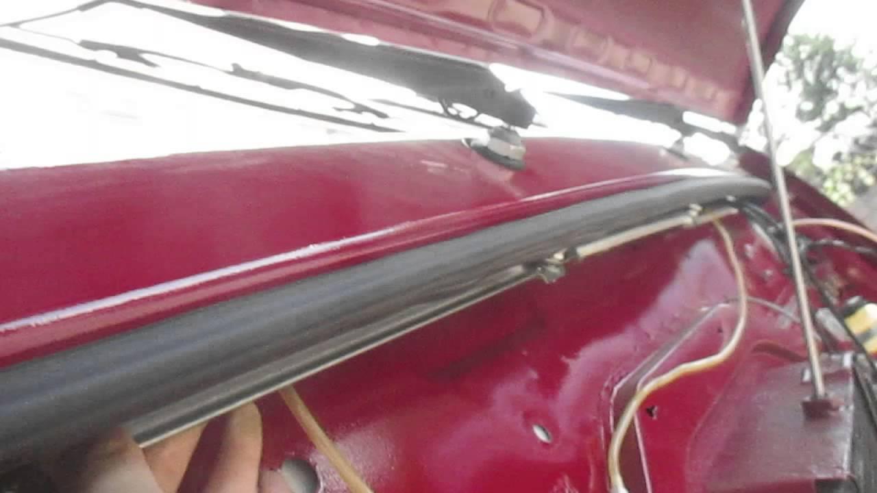Кабина КАМАЗ 53212 , вишня