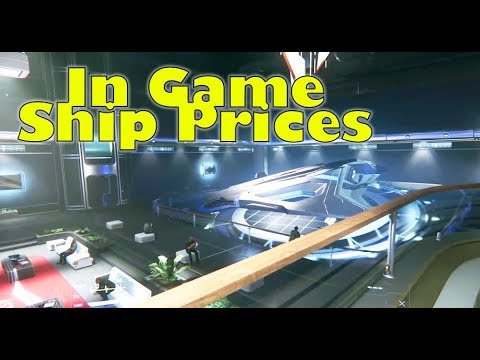 Star Citizen | The Price of Ships In Game