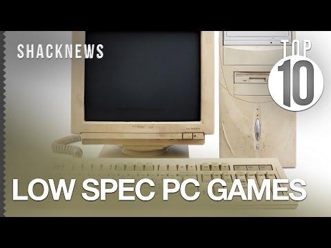 Top 10 Low Spec PC Games