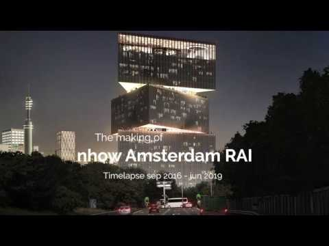 Nhow Amsterdam RAI: Discovering The Coolest New Hotel In Amsterdam | Nhow