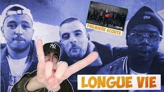 SOFIANE ft. NINHO & HORNET LA FRAPPE - LONGUE VIE [PREMIÈRE ECOUTE] 😱🔥 thumbnail