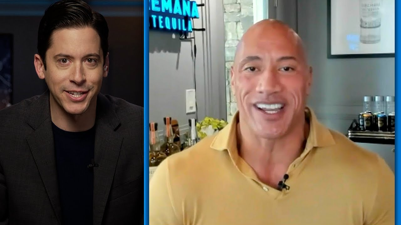 Can You Smell What the Rock is CAMPAIGNING?