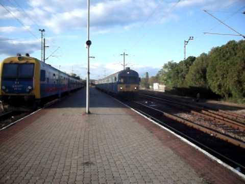 2011.10.14. Eger állomás