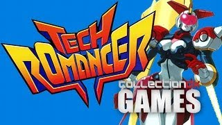 Tech Romancer (Dreamcast) - I
