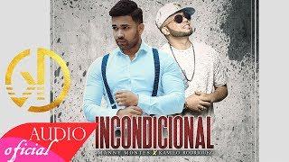 Manny Montes X Kamilo Rodriguez | Incondicional - Audio Oficial