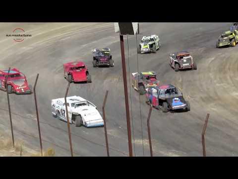 Desert Thunder Raceway IMCA Sport Mod Main Event 9/29/18