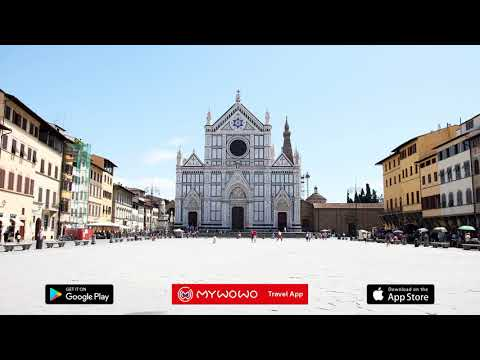 Santa Croce – Square – Florence – Audio Guide – MyWoWo Travel App