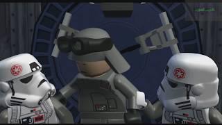 Полное прохождение LEGO Star Wars 2. Эпизод 5-Империя наносит ответный удар (no comments)