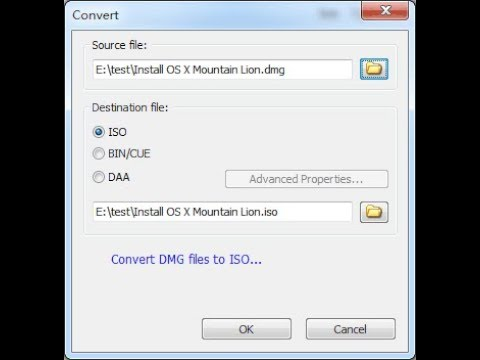 Convert ISO to VDI