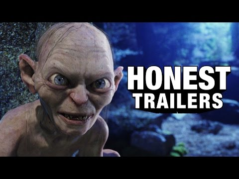 Honest Trailers - The Lord of the Rings