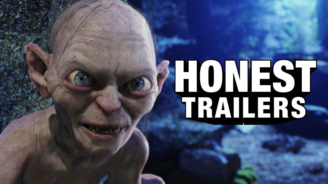 honest trailers the lord of the rings youtube