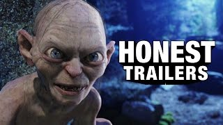 Honest Trailers - The Lord of the Rings thumbnail