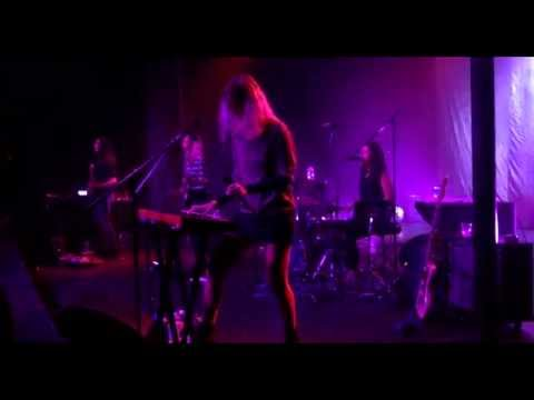 Warpaint Live @ The Observatory Highlights