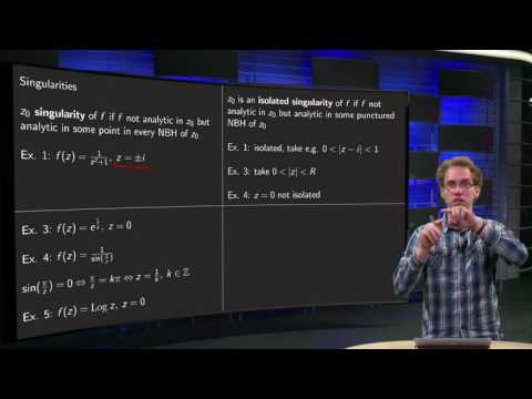 Singularities and isolated singularities