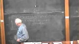 Cosmology, George Ellis | Lecture 2 Part 2
