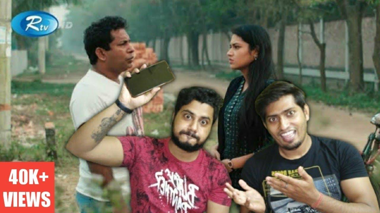 Indian Reaction On   গার্লফ্রেন্ডকে আপা ডাকল মোশাররফ করিম   Tasnia Farin   The Bongs Reaction