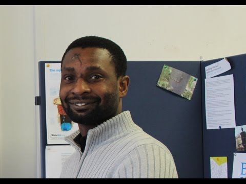 Charles Chavi, Fairtrade Sugar Producer,Malawi.