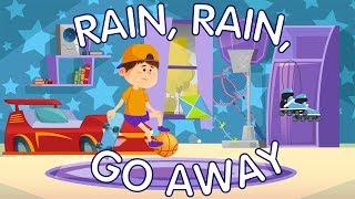 Rain, Rain, Go Away - THE BEST Songs for Children - Kids Song