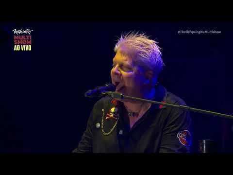 Gone away - Rock in Rio 2017 - The Offspring
