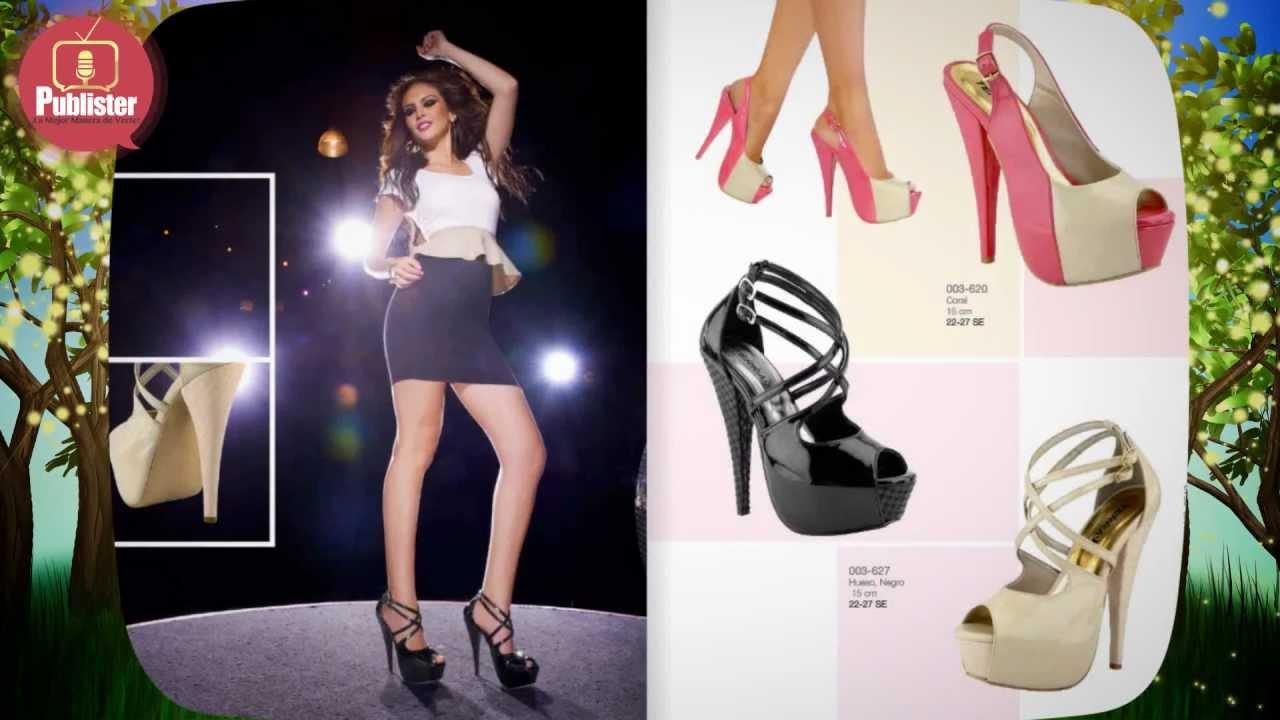 Servifiesta venta de calzado por catalogo publister for Zapatos por catalogo