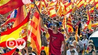 Crisis in Catalonia: a society divided | DW Documentary