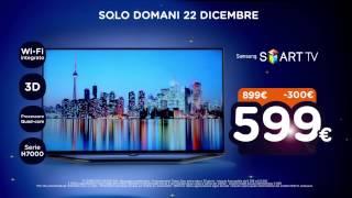 Spot - Unieuro Natalissimi - TV Samsung 40''