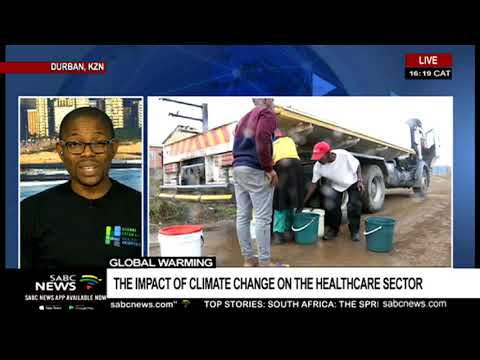 Impact of climate change in the health sector: Luqman Yesufu thumbnail
