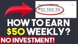 EARN $50 PER WEEK WITH NO INVESTMENT!! SUPERVANK!!