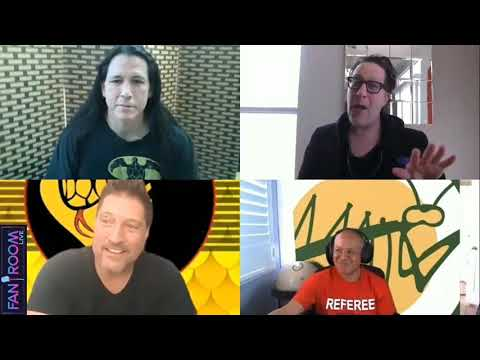 Download FanRoom Live: Will Cobra Kai see Mike Barnes return ? Sean Kanan says....