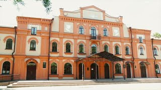 Сергій Кузьменко: Я обіцяю олександрійцям, що наш театр скоро запрацює.
