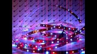 Подключение RGB светодиодной ленты через контроллер(Как подключить RGB (разноцветную) ленту к контроллеру? Как все происходит, как выглядит подключенная лента?..., 2011-12-26T18:18:33.000Z)