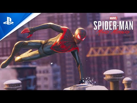 Marvel's Spider-Man: Miles Morales   Launch Trailer