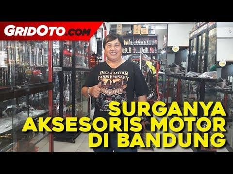 Berkunjung ke Yonk Jaya Motor, Cicadas, Bandung
