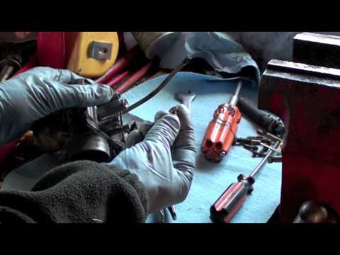 Mikuni carb series #2 Disassembly and cleaning