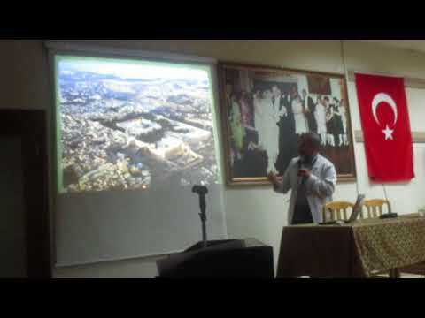 Kudüs ve Mescid i Aksa konferansta anlatıldı