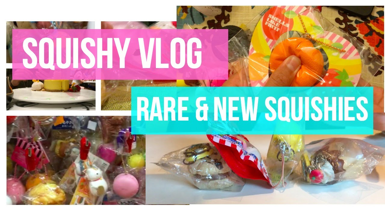 Squishy shop sale - Vlog Squishy Shopping Squishy Homesale Squishy Packages And Hello Kitty Cafe Youtube