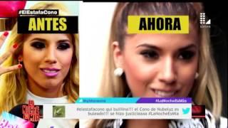 LNEM: Yahaira Plasencia habló de todo y metió la pata