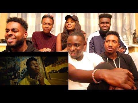 Nasty C - Jungle ( REACTION VIDEO ) || @Nasty_CSA @Ubunifuspace