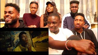 The ubunifu team back again with another reaction video! this is our to a south african song: nasty c - jungle *************************************...
