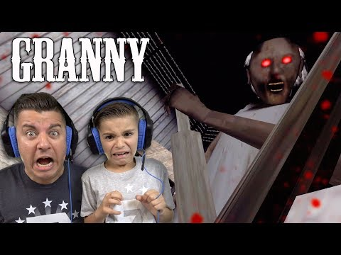 YOU WON'T BELIEVE WHAT GRANNY DID TO US!! (New End Scenes Update)