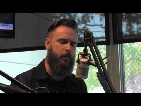 "Wilson performs ""The Flood"" at the WRIF Studio"