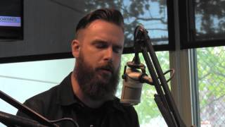 """Wilson performs """"The Flood"""" at the WRIF Studio"""