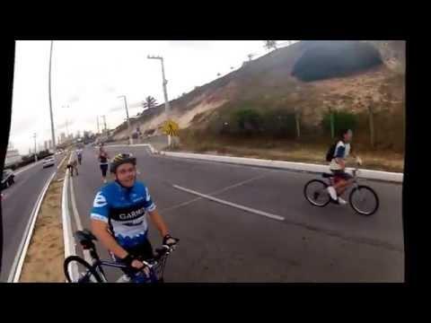 Pedal na Via Costeira de Natal RN