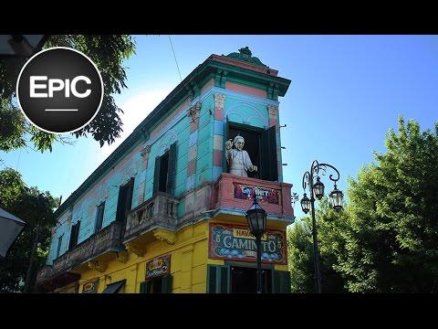 La Boca & San Telmo - Buenos Aires, Argentina (HD)