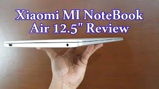 "Xiaomi MI NoteBook Air 12.5"" Review | Bangla"