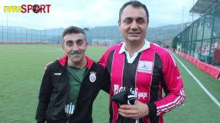 Gambar cover IVFA SPORT; Erdem Özgen ve Ramazan Kurt röportajımız 11.Hafta